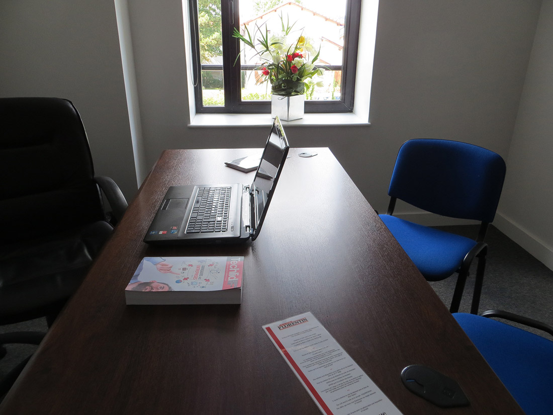 Location de bureaux équipés à Lyon